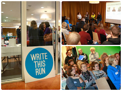 Write This Run November conference