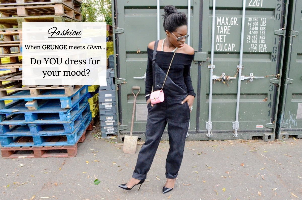 Do You Dress For Your Mood? | Outfit