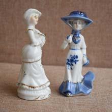 Lady Ceramic Decor Figurines in Port Harcourt Nigeria