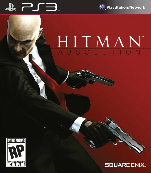 The Games Of Chance Hitman Absolution Cover Art