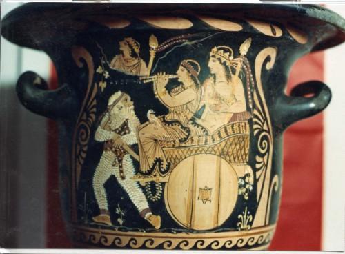 Αρχαίο αγγείο που φέρεται κλεμμένο κατασχέθηκε από το μουσείο ΜΕΤ με τη συνδρομή Έλληνα ερευνητή