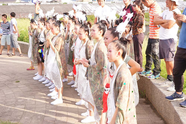 DSC02064 - 熱血採訪│2016首屆台中國際踩舞祭超夯登場,文華高中快閃高美濕地