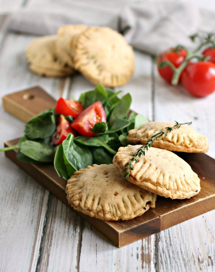 Spiced Beef Hand Pies