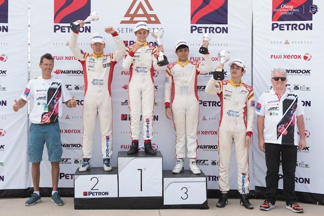Asian Le Mans Race 2 Album