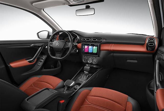 Novo Citroen C3-XR 2020