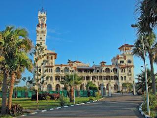 Montazah Palace - Alexandria