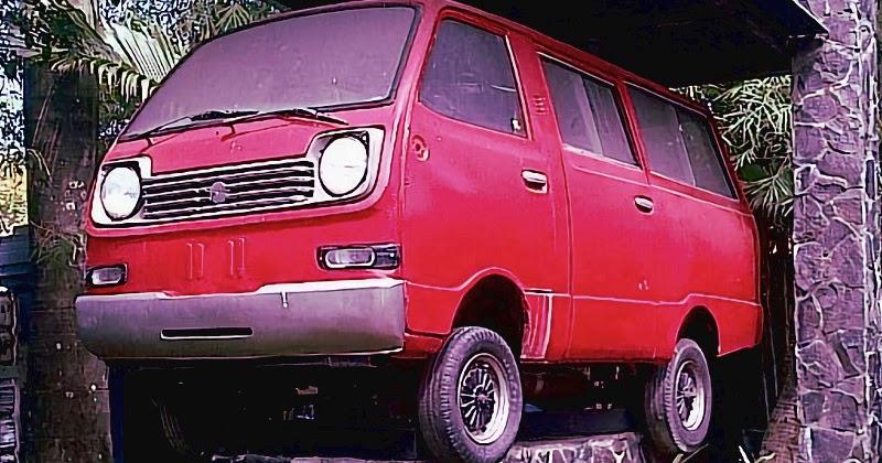 Daihatsu Hijet Unyil / Tuyul S38 | Mobil Motor Lama