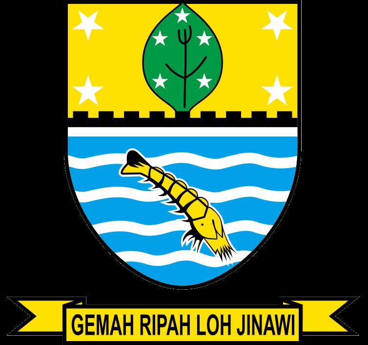 Lambang Daerah Kota Cirebon Dewekan Gah Teteg