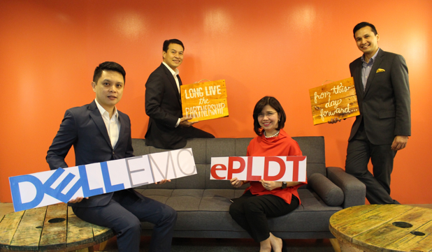 ePLDT, Dell EMC strengthen partnership to optimize enterprise services