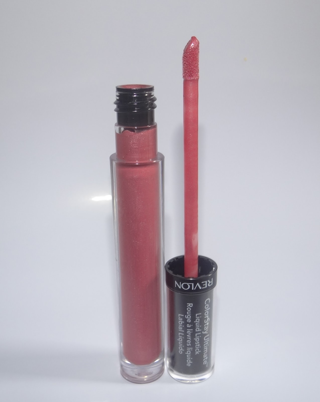 Revlon Colorstay Ultimate Liquid lipstick- review