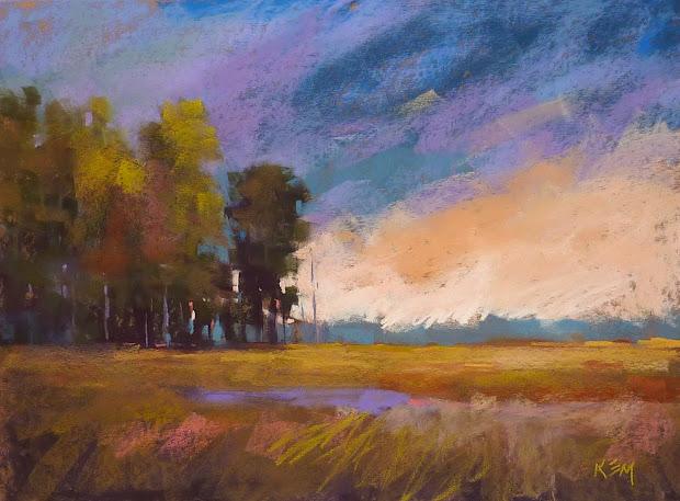 Painting World Substitute Wallis Pastel Paper