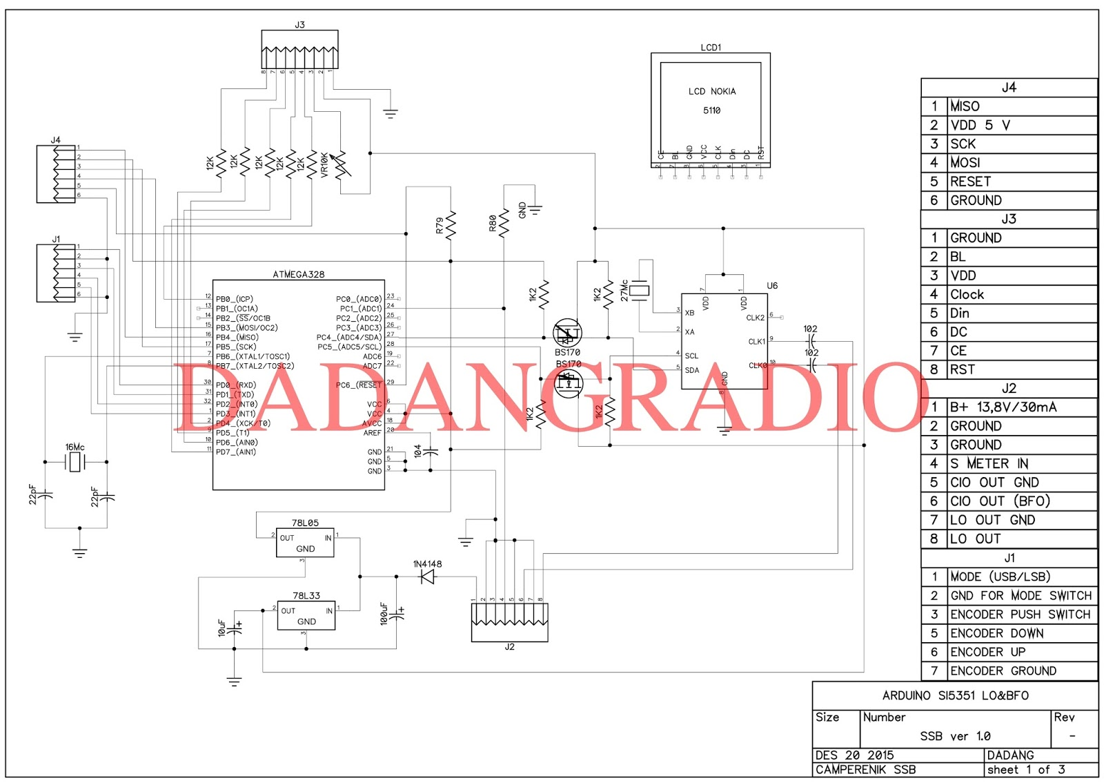 HOBY AMATEUR RADIO: Si5351 VFO part1