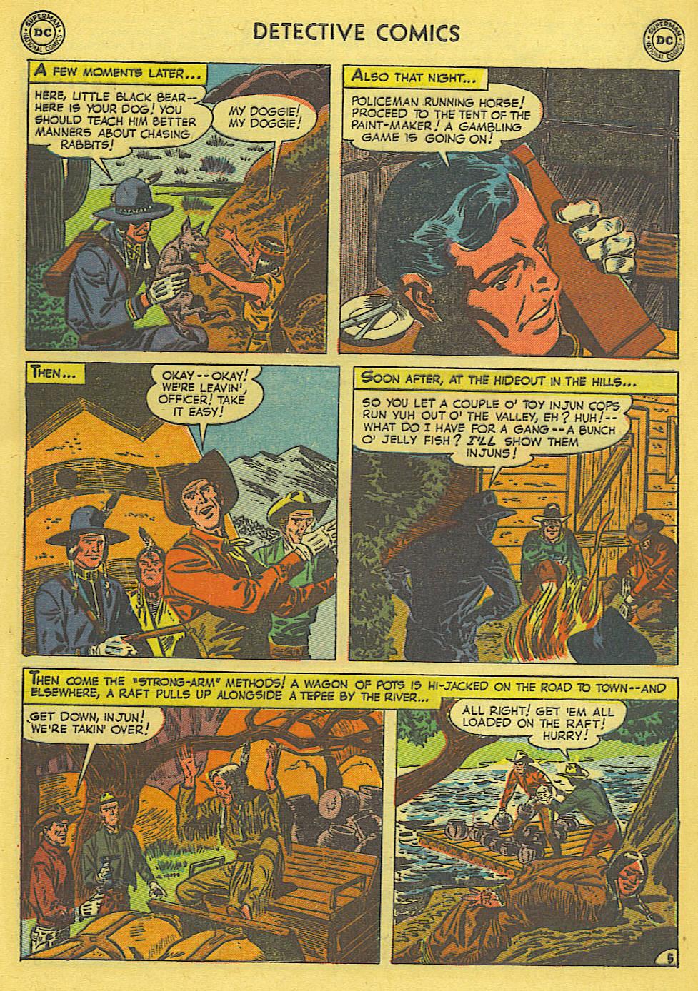 Read online Detective Comics (1937) comic -  Issue #173 - 44