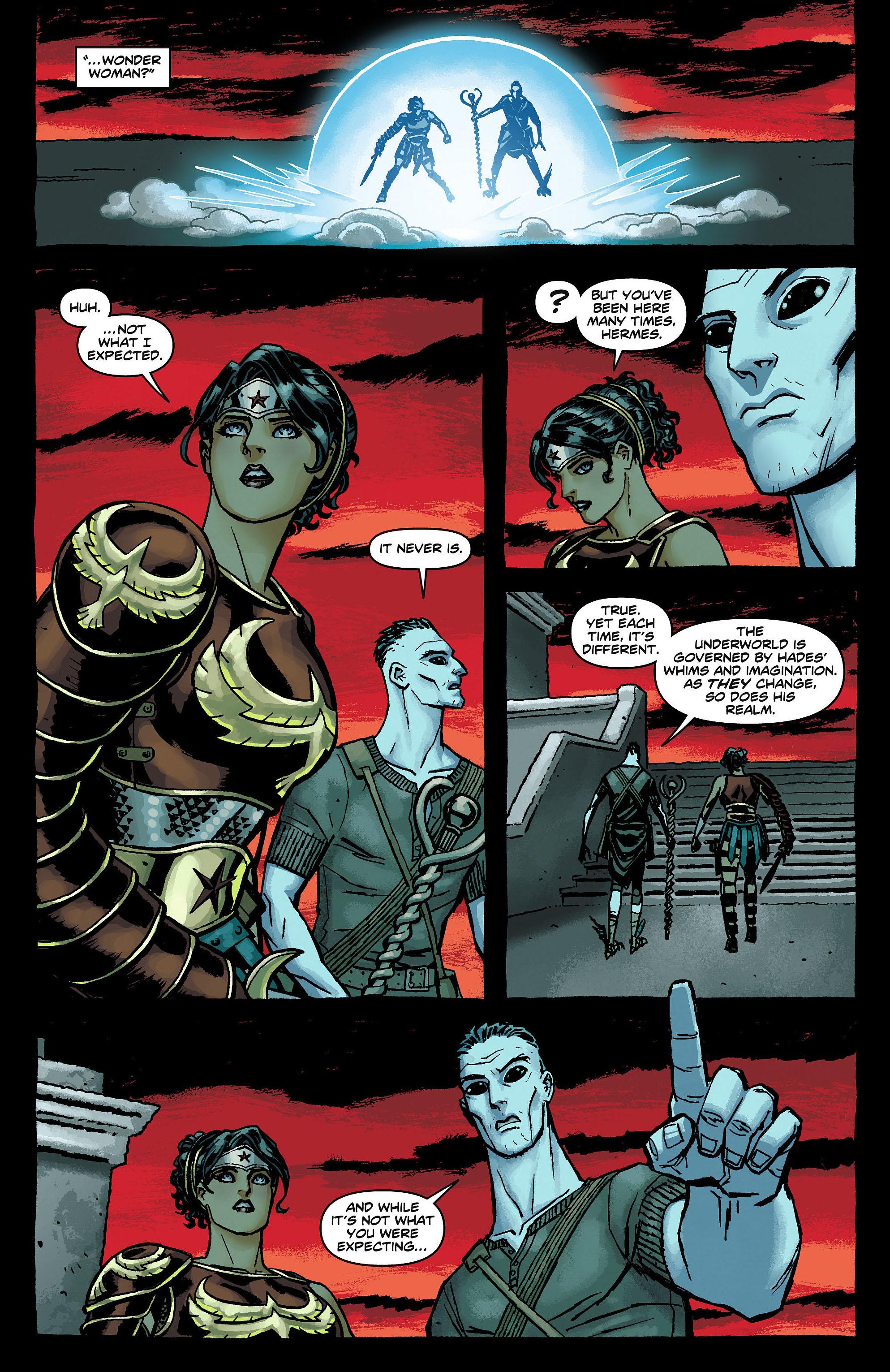 Read online Wonder Woman (2011) comic -  Issue #8 - 5
