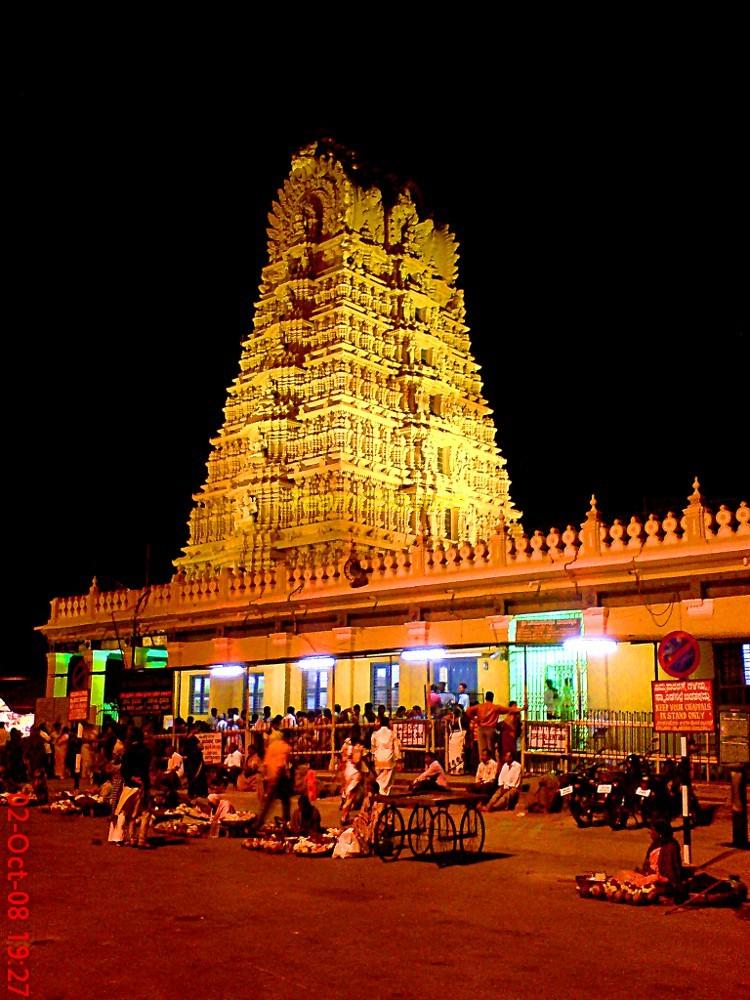 Chamundeshwari Temple, Chamundi Hills, Mysore