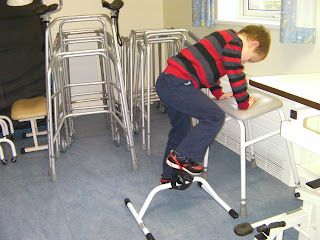 physiotherapy equipment in yeatman hospital sherborne
