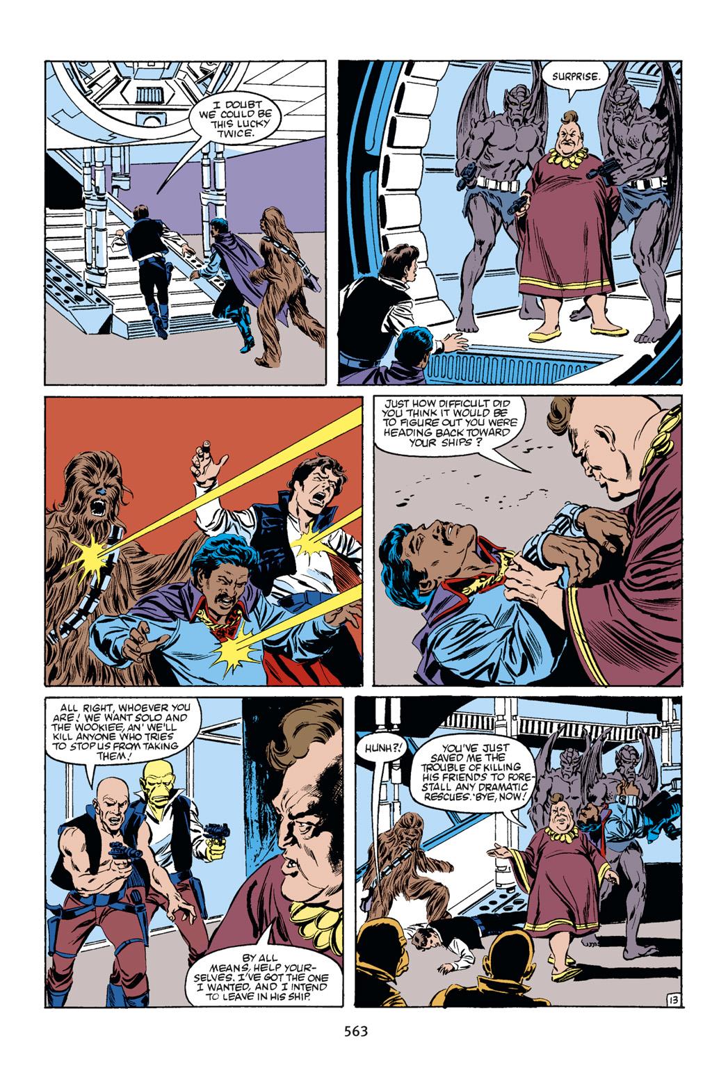 Read online Star Wars Omnibus comic -  Issue # Vol. 18.5 - 276