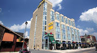 Days Inn- Niagara Falls, Clifton Hill Casino canada