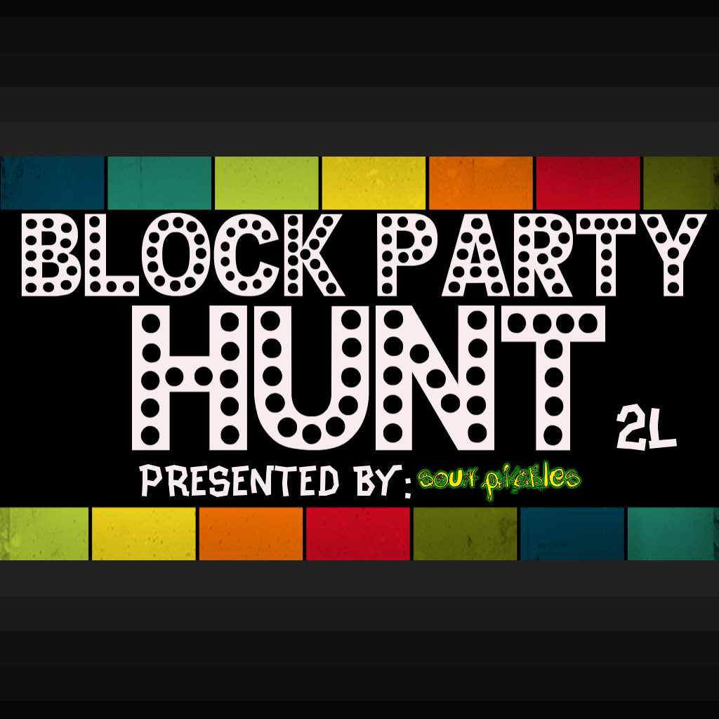 Block Party Hunt