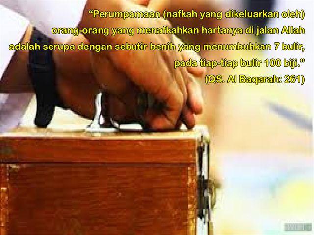 Ayat Al Quran QS Al Baqarah 261