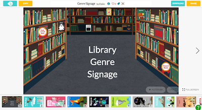 picture about Library Shelf Labels Printable called Yourself Will Appreciate Coming up with Clean Style Signage For Your Library