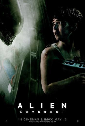 Alien Covenant 2017 Dual Audio Hindi Full Movie Download