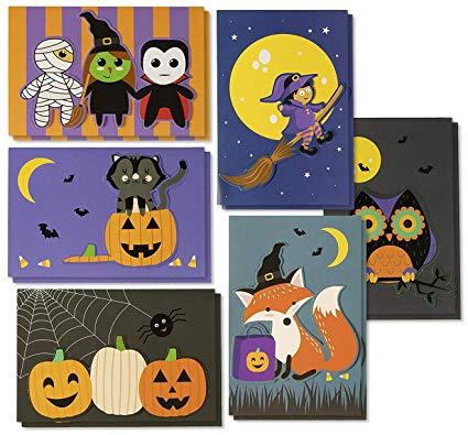 Happy Halloween Greetings Ecards