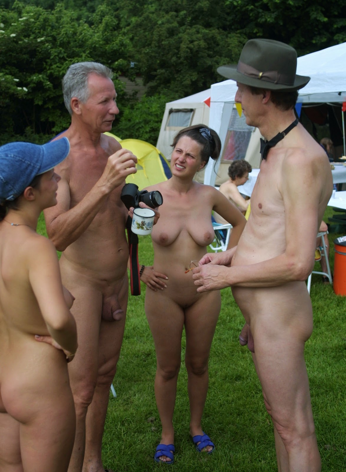 Your Holland naturist family nudist
