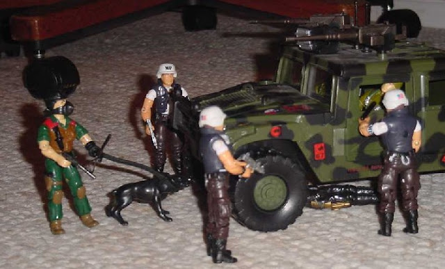 1984 Mutt, 2000 law, Action Soldier, Star Viper