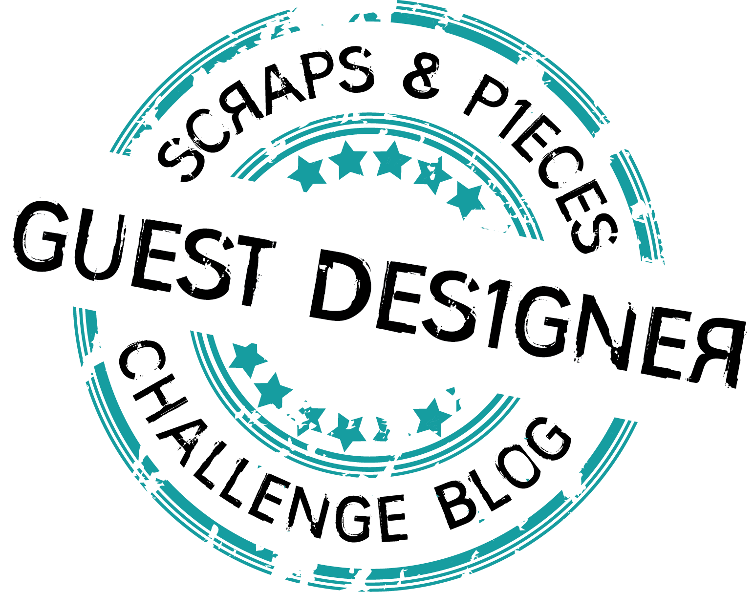 Είσαι Guest Designer? Grab your badge!