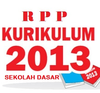 Contoh RPP K13 Kelas 4 SD Revisi KD Tahun 2016 Lengkap