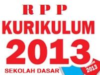 Contoh RPP K13 Kelas 4 SD Revisi KD Lengkap