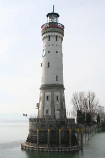 Leuchtturm in Lindau