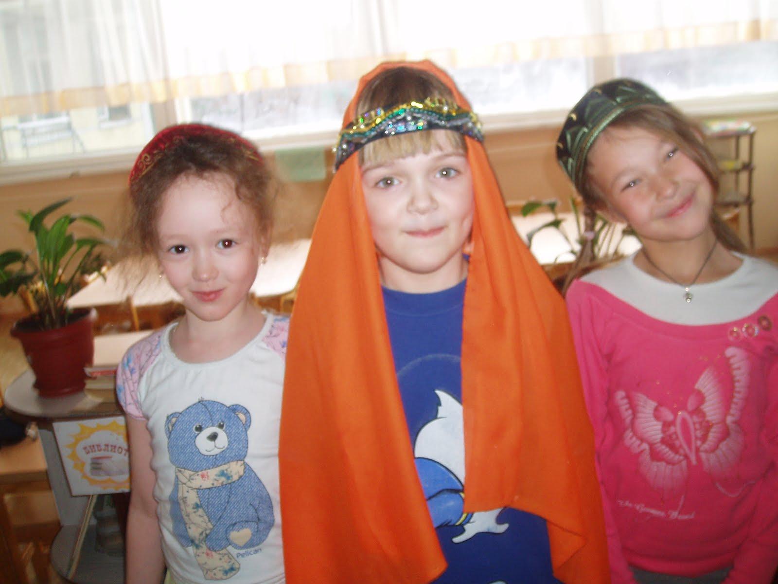 знакомство с культурой башкирского народа