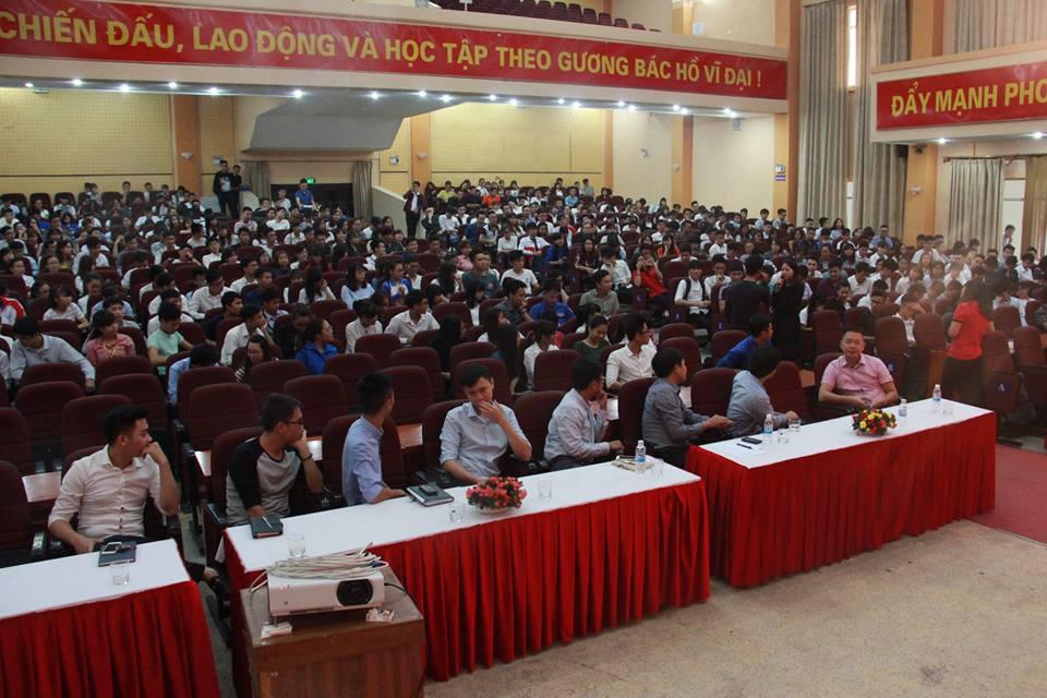 Khai giảng lớp bồi dưỡng Lãnh đạo cấp phòng năm 2019