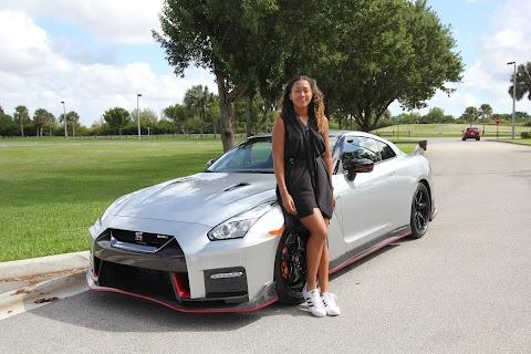 Car Girl: Naomi Osaka and her GTR