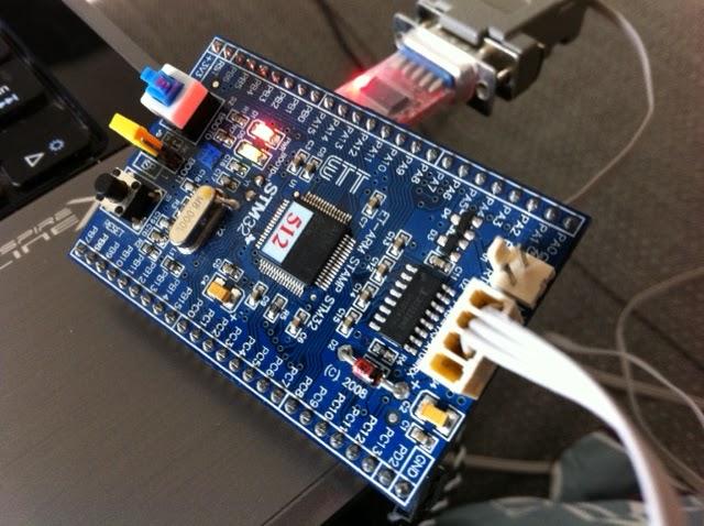 STM32 Flash java application | JBV's Blog
