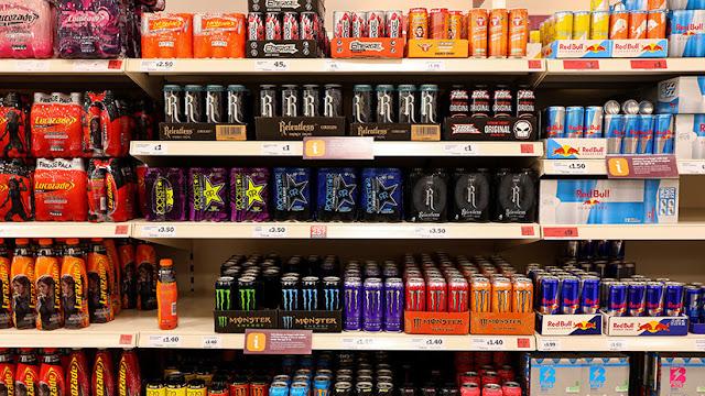 Advierten que el consumo de una sola bebida energética ocasiona serios daños en los vasos sanguíneos