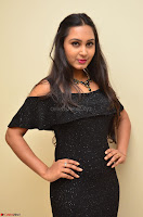 South Actress Amulya in short black dress at Kalamandir Foundation 7th anniversary Celebrations ~  Actress Galleries 022.JPG
