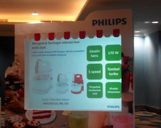 Kelebihan Philips Mixer terbaru, HR 1559/10/40/50