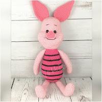 http://amigurumislandia.blogspot.com.ar/2018/07/amigurumi-piglet-hollys-hobbies.html