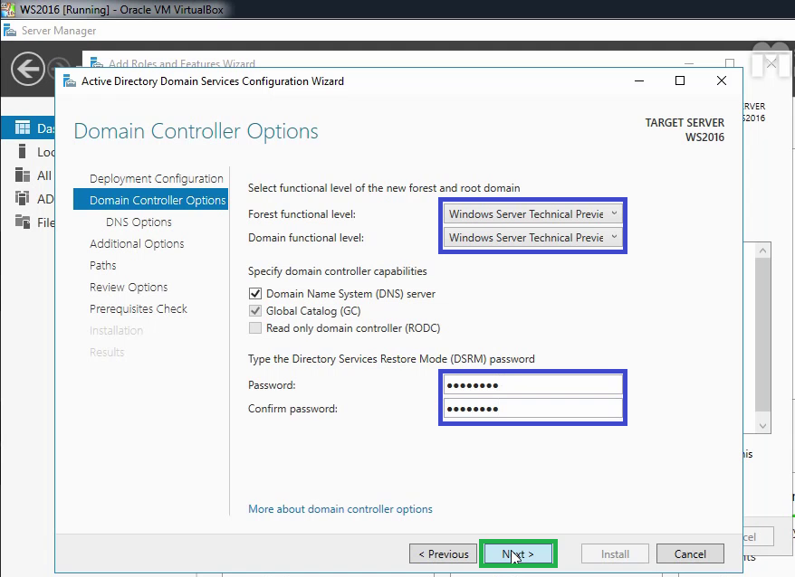 How to Setup Active Directory Domain Service on Windows