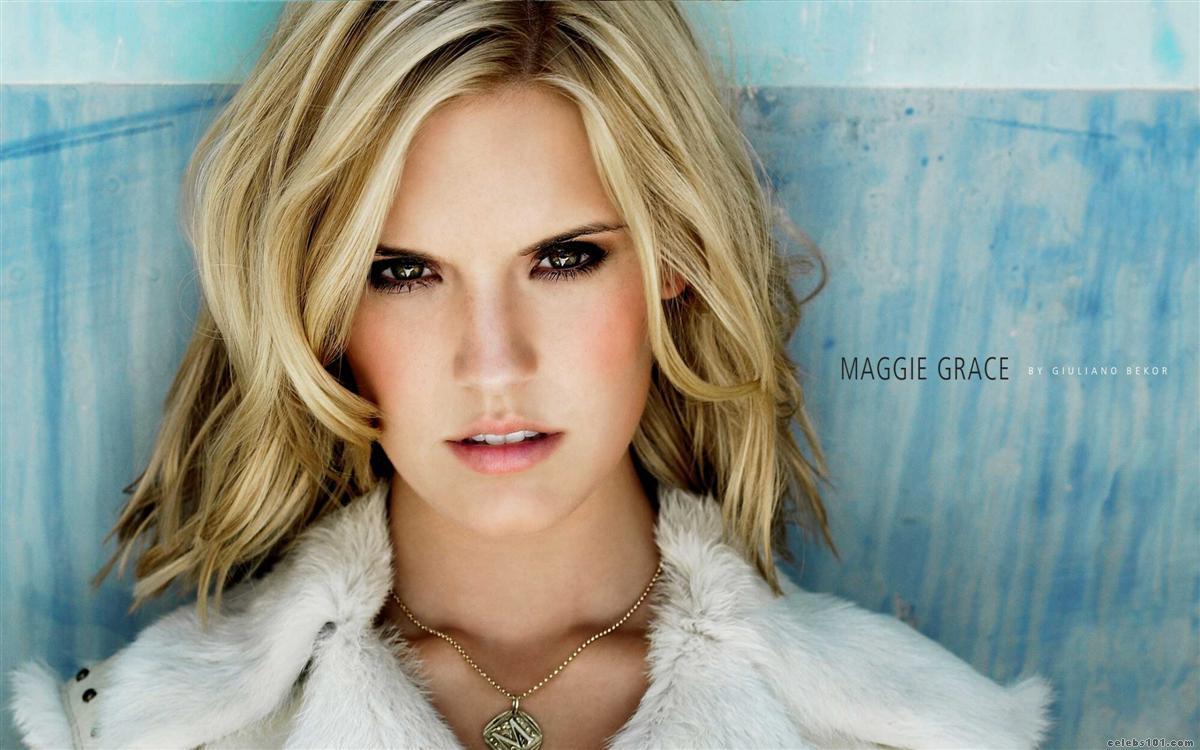 Maggie Grace net worth