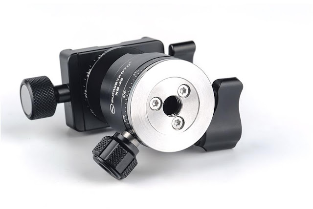 Sunwayfoto XB-28II Ball Head bottom