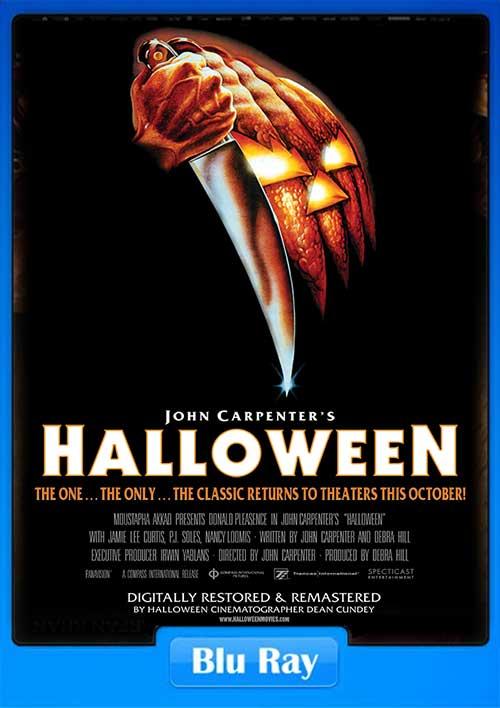 Halloween 1978 720p BRrip 700MB x264 Poster