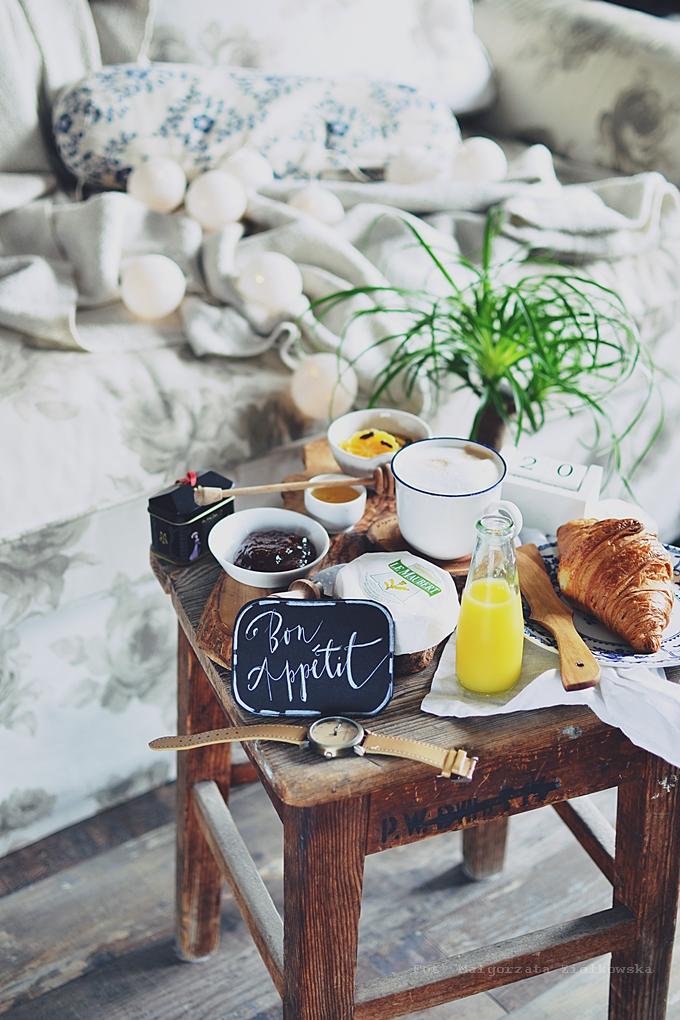 Mistrzowskie śniadanie, dylematy i wyniki konkursu Barilla :-)
