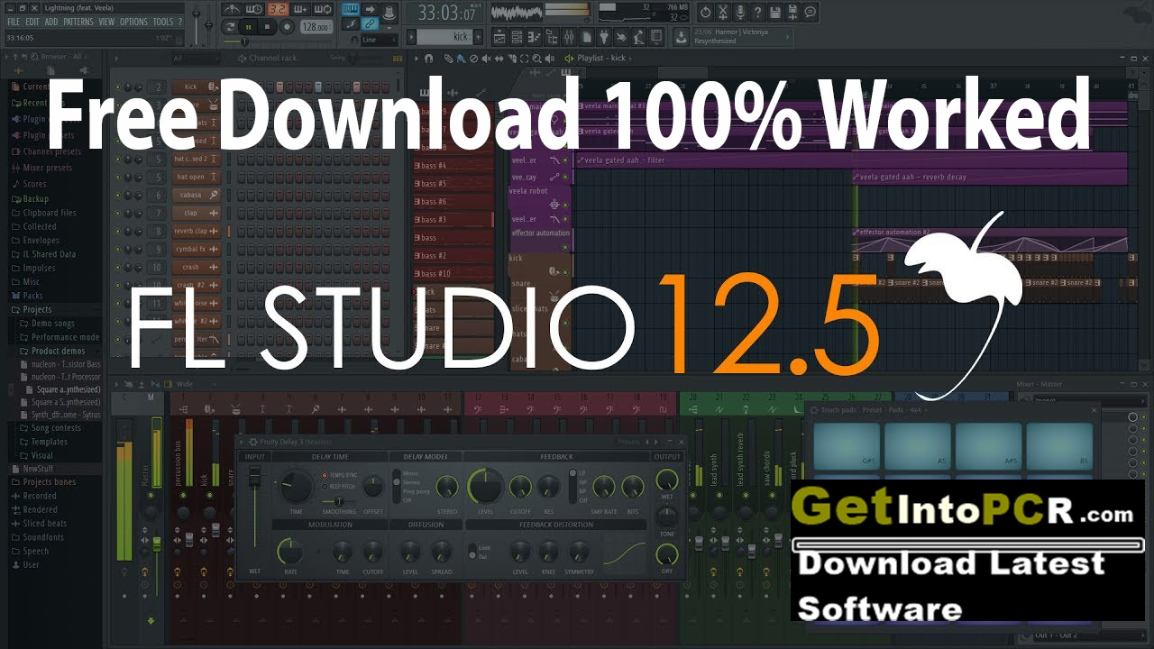 fl studio 9 full crack google drive