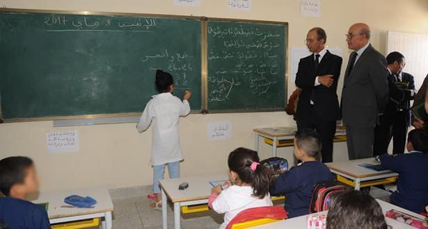 حصاد يعلن عن مستجدات في منهجية تدريس اللغتين العربية والفرنسية