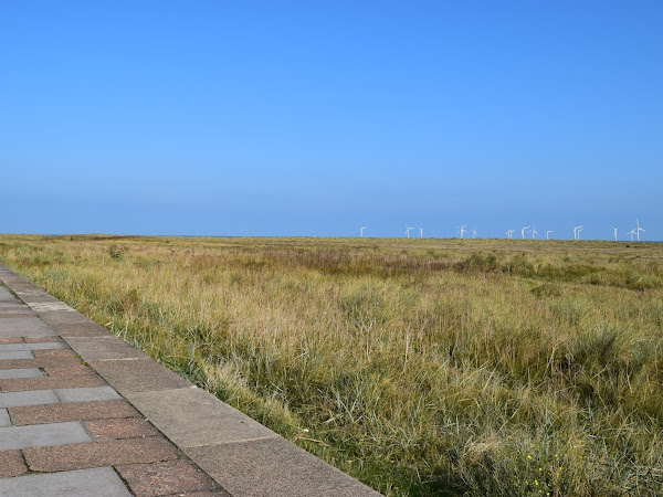 Photography | Walking Great Yarmouth's Coast
