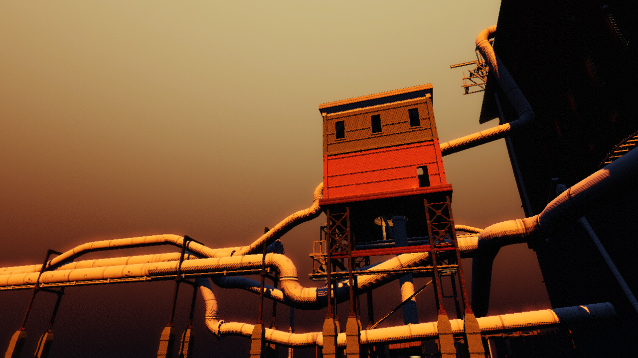 Radiator Blog: Levels that make me want to start using UDK